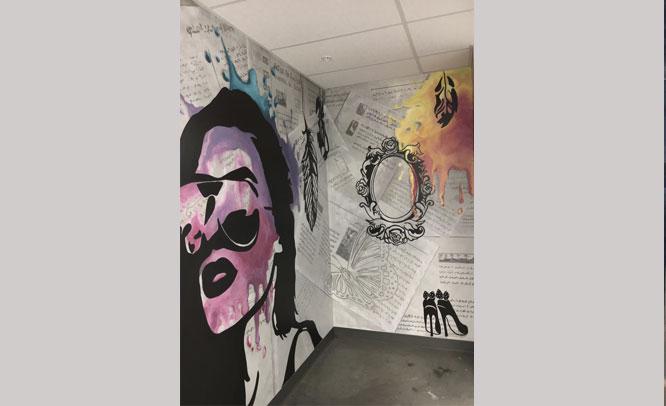 peinture-murale-salle-de-bain-cetal-femme-3