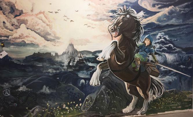 peinture-murale-chambre-ado-zelda-1