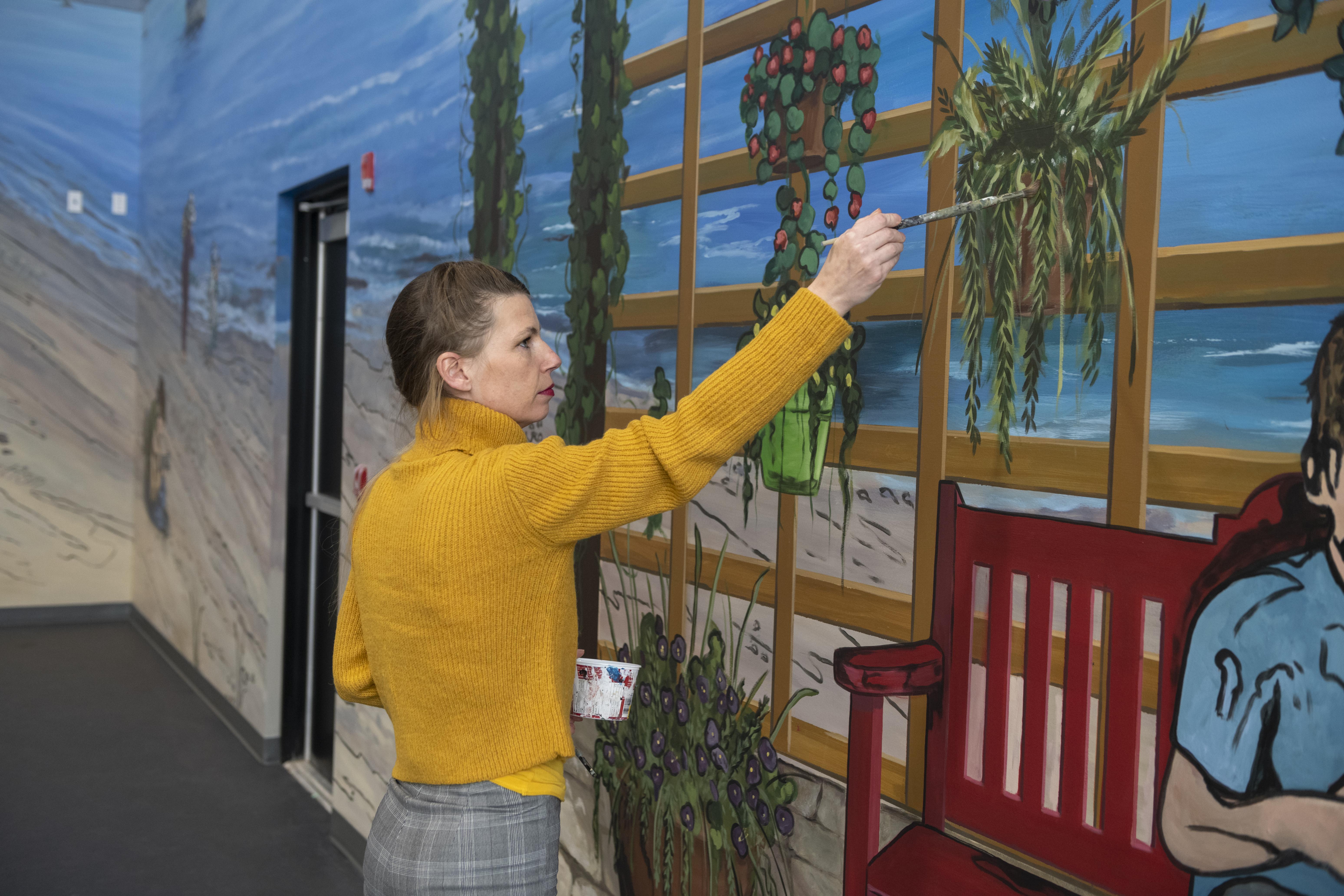 peinture-murale-cafeteria-cetal-caroline-verville-3