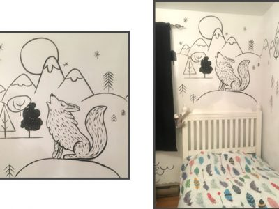 peinture-murale-chambre-enfant-noiretblanc-1